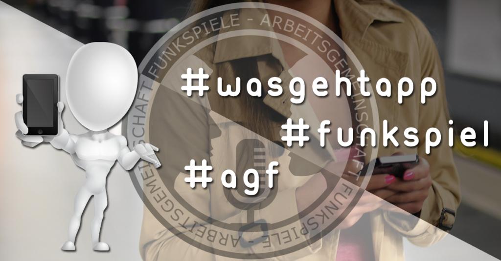 Die AGF-App jetzt erhältlich