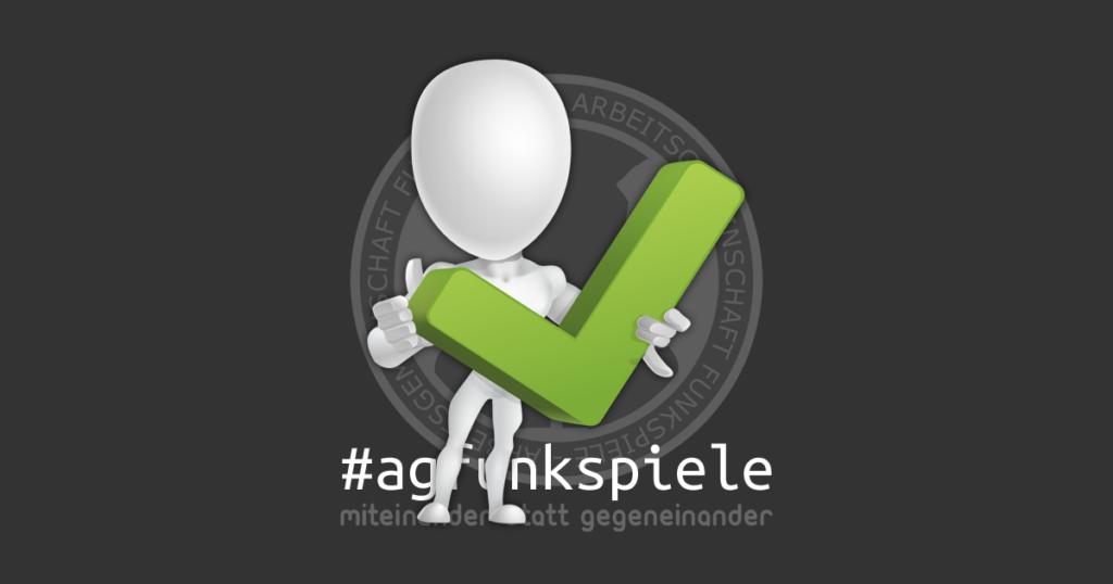 Arbeitsgemeinschaft Funkspiele - Agenda 2017