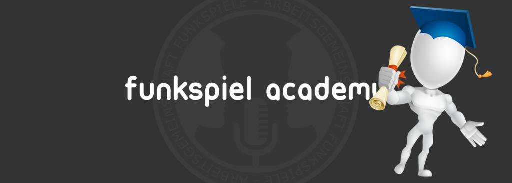 AG Funkspiele - Funkspiel Academy