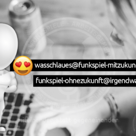 AG Funkspiele - EMail Domain