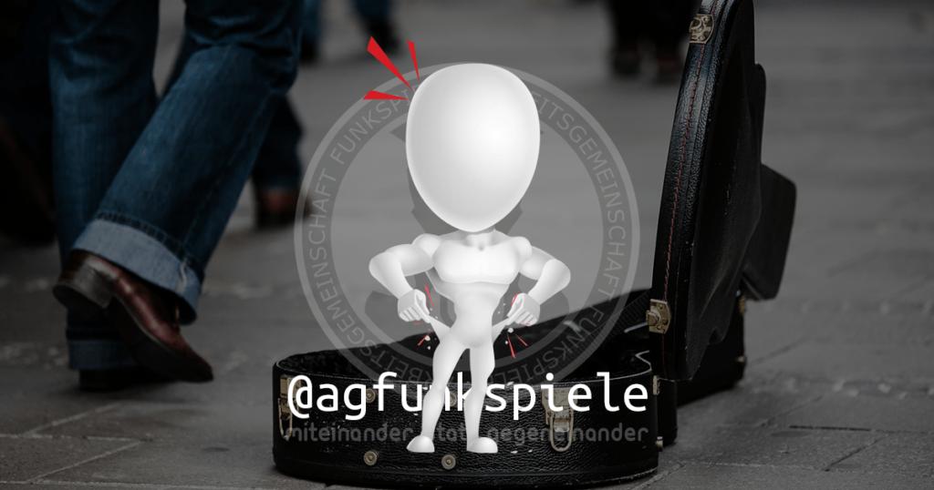 AG Funkspiele - Ohne Moos nix los!