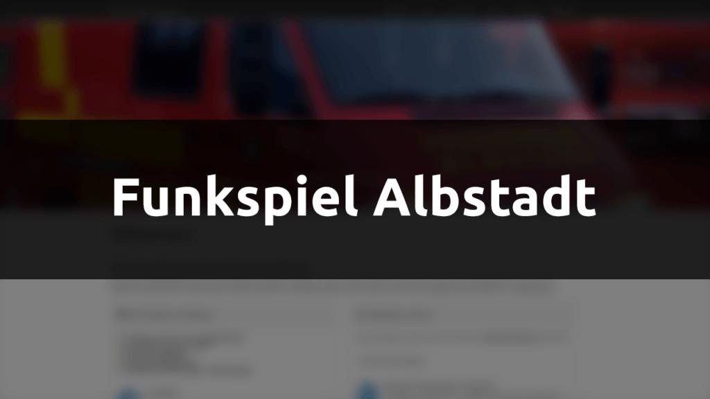 Funkspiel Albstadt - Funkspielarchiv