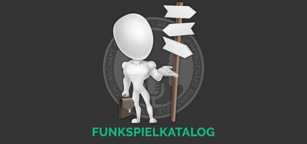 AG Funkspiele - Funkspielkatalog