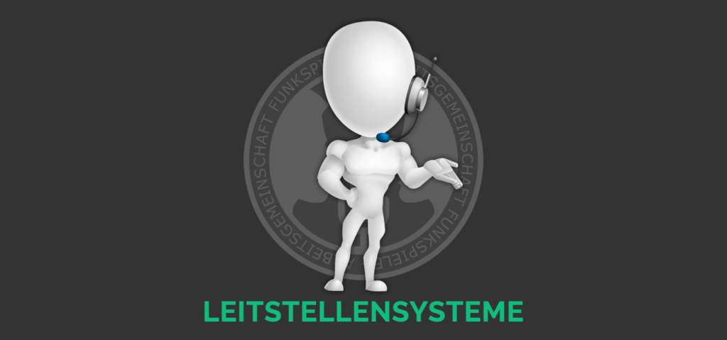 AG Funkspiele - Leitstellensysteme